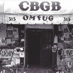 """Foto de arquivo do famoso clube CBGB, em Nova York, conhecido como """"templo do punk"""""""