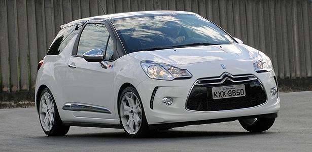 Citroën DS3: um toque de luxo (meio atrasado) à gama da marca francesa no Brasil - Murilo Góes/UOL