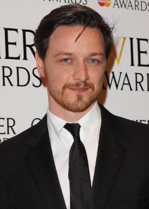 "O ator James McAvoy irá estrelar ""The Disappearance of Eleanor Rigby"" (15/4/12)"