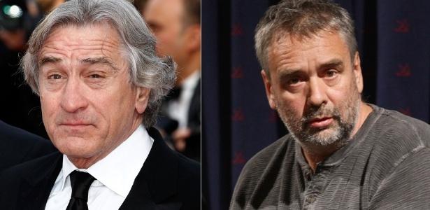 """Robert De Niro e Luc Besson irão trabalhar juntos em """"Malavita"""" (22/5/12)"""