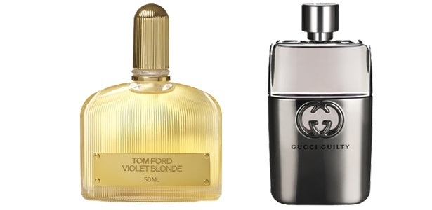 Violet Blonde, de Tom Ford, e Gucci Guilty Men, os vencedores nas principais categorias do FiFi Awards 2012 - Divulgação