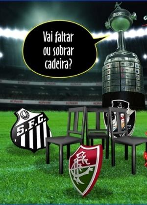Corneta FC: Dança das cadeiras