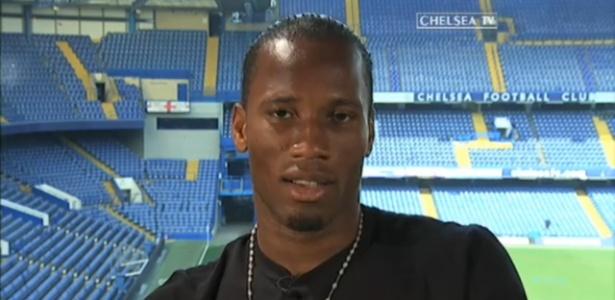 Drogba se despede dos torcedores do Chelsea com recado no Youtube -  23 05 2012 - UOL Esporte 1ac16c1f5fa12