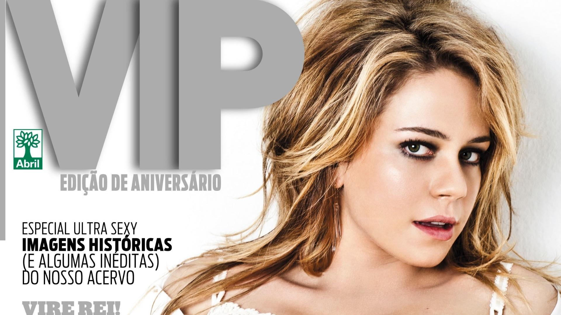 Leandra Leal estampa capa da edição de junho da revista
