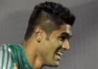 Luan volta a treinar (separado), e Palmeiras ainda procura interessados