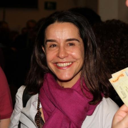 Lucélia Santos é popular no Uruguai por conta das novelas - Orlando Oliveira/AgNews