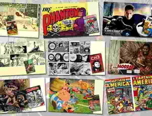 Da Antiguidade ao Colonialismo, passando pela Guerra Fria e a Revolução Russa, a História chega aos quadrinhos. - Pagina 3
