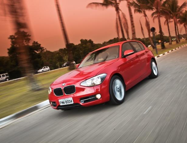BMW no vermelho: marca premium alemã perdeu 42% de vendas entre 2011 e 2012 - Divulgação