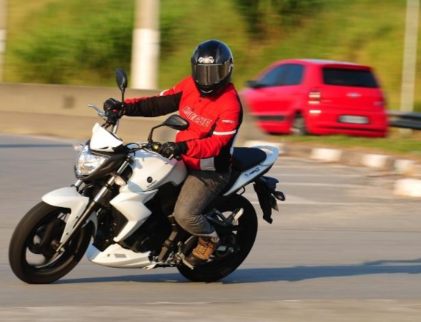 Dafra Next 250 chega para encarar Honda CB 300R e Yamaha Fazer YS 250 - Doni Castilho/Infomoto