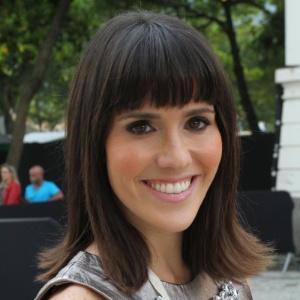 A atriz Fernanda Pontes