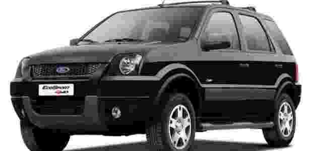 Primeira geração do Ford Ecosport - Divulgação