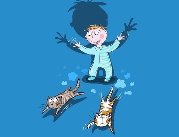 """Canções como """"Atirei o Pau no Gato"""" podem influenciar na personalidade e no caráter da criança? - Thinkstock"""