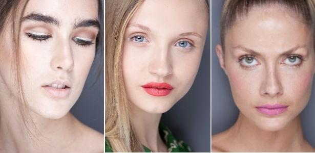 Com as tendências de beleza para o próximo verão é possível ficar bonita sem fazer muito esforço - André Conti/AgFotosite