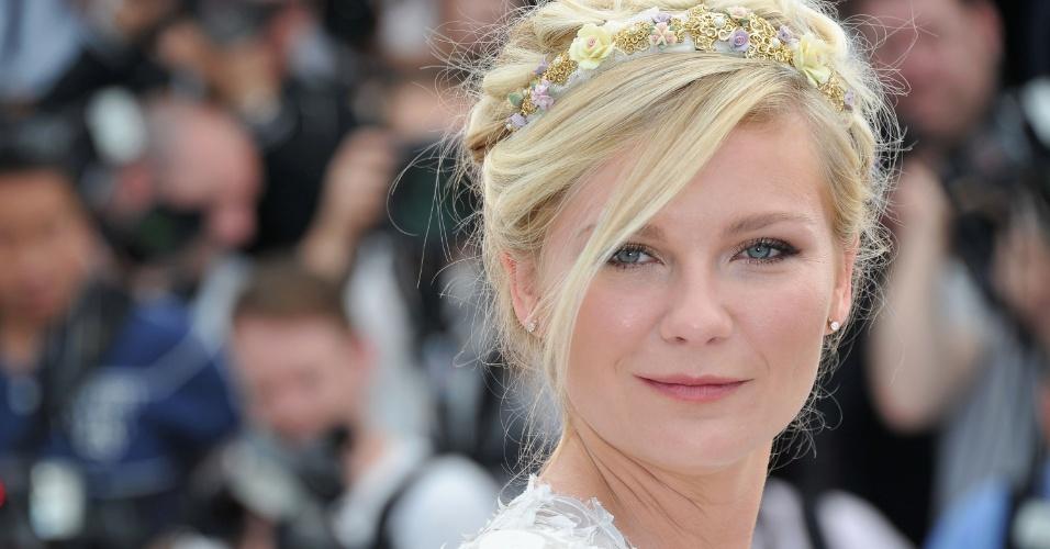 Looks inspiradores Cannes 2012 - Kirsten Dunst 1