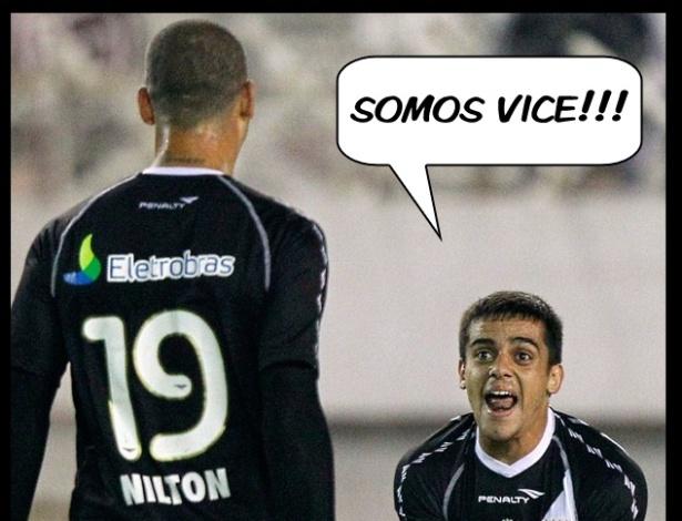 Vasco supera eliminação na Libertadores e celebra meta alcançada no Brasileirão