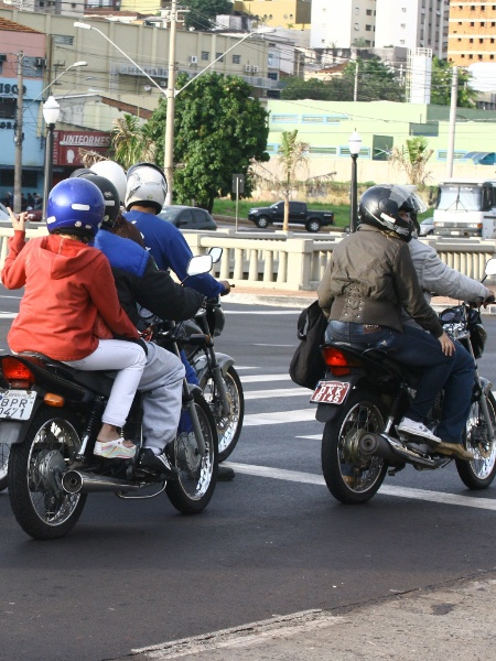 Arquivo - Mototaxi - Edson Silva/Folhapress