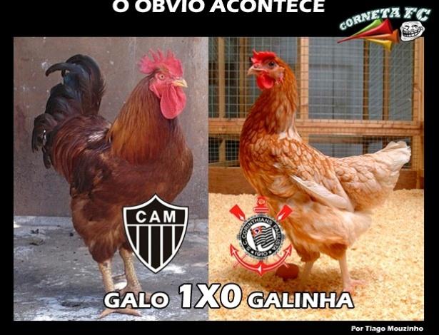 Corneta FC: Galo leva a melhor no duelo contra a galinha