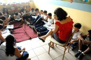 O curso de pedagogia a distância possui 273 mil universitários matriculados em todo o Brasil