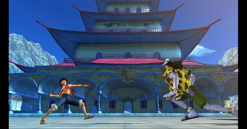 """Baseado nas histórias do mangá, """"One Piece: Pirate Warriors"""" é novo jogo de luta da Bandai"""