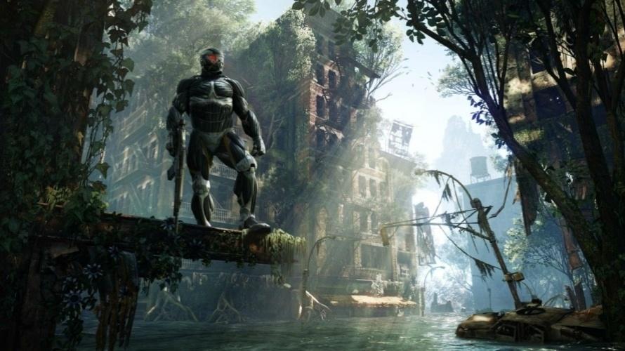 """Em desenvolvimento para consoles e PC, """"Crysis 3"""" é situado em uma selva urbana"""