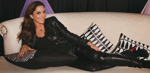 """Ivete Sangalo posa para a revista """"Contigo!"""" (30/5/2012)"""