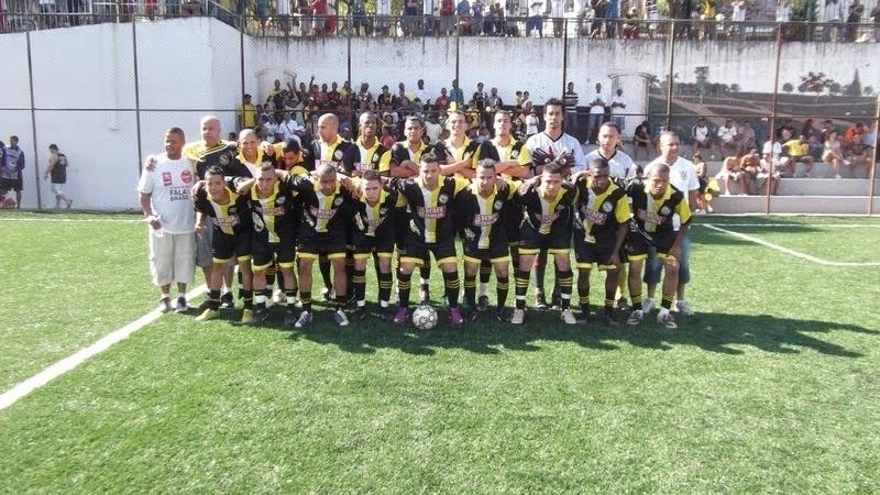 Time do Ajax do Jardim São Jorge, em que Edimar jogou