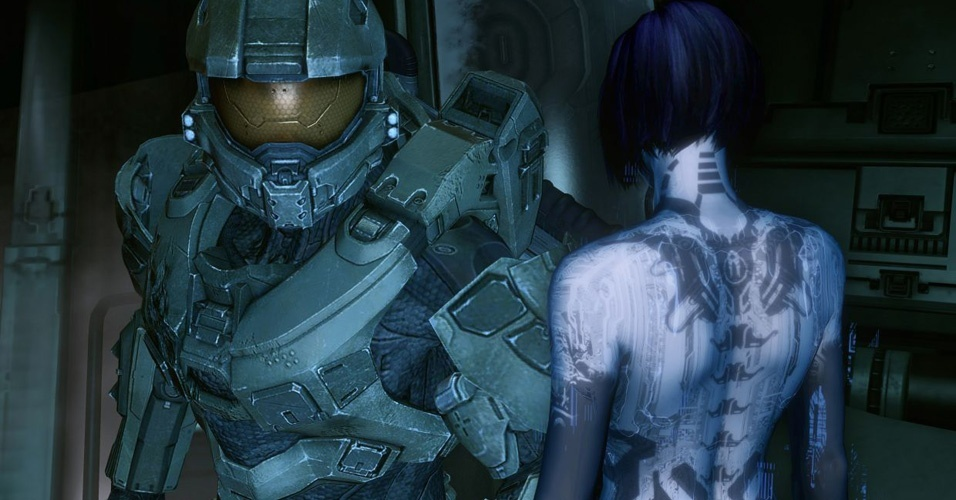 """Uma nova trilogia se inicia com """"Halo 4"""", game de tiro para o Xbox 360 que promete inovar bastante também no multiplayer"""
