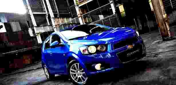 Defeito na tubulação de combustível do Chevrolet Sonic pode causar vazamento - Divulgação