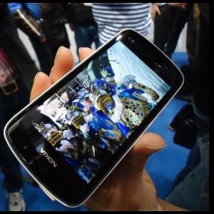 Nokia 808 PureView tem câmera de 41 megapixels de resolução. Apesar das fotos com altíssima resolução, o aparelho traz o sistema operacional Symbian, que já foi preterido na própria Nokia pelo Windows Phone