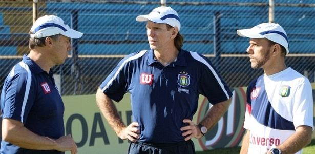 Sérgio Guedes será apresentado na tarde desta segunda no Anacleto Campanella