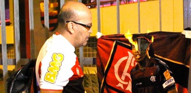 Lembrado por confusões, José Carlos Peruano fez ameaça de morte a candidatos do Fla