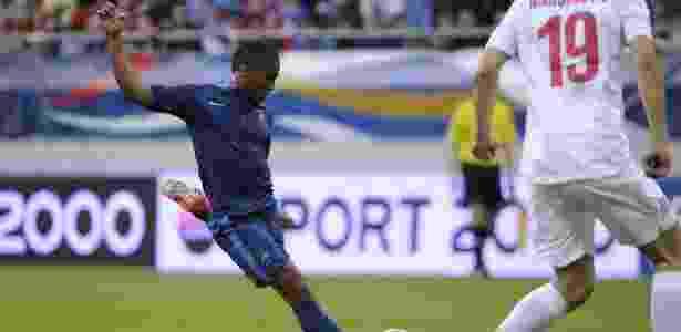 Malouda pode ser um dos reforços do Cruzeiro para a próxima temporada - Yoan Valat/EFE