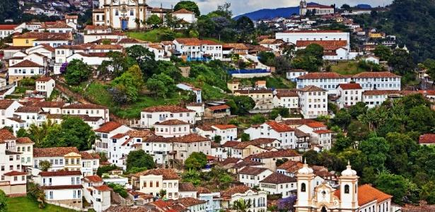 Ouro Preto (MG) abriga 60 repúblicas estudantis de alunos da Ufop (Universidade Federal de Ouro Preto)