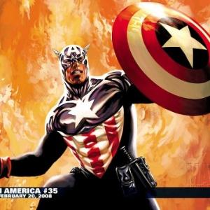 Capitão América - Reprodução