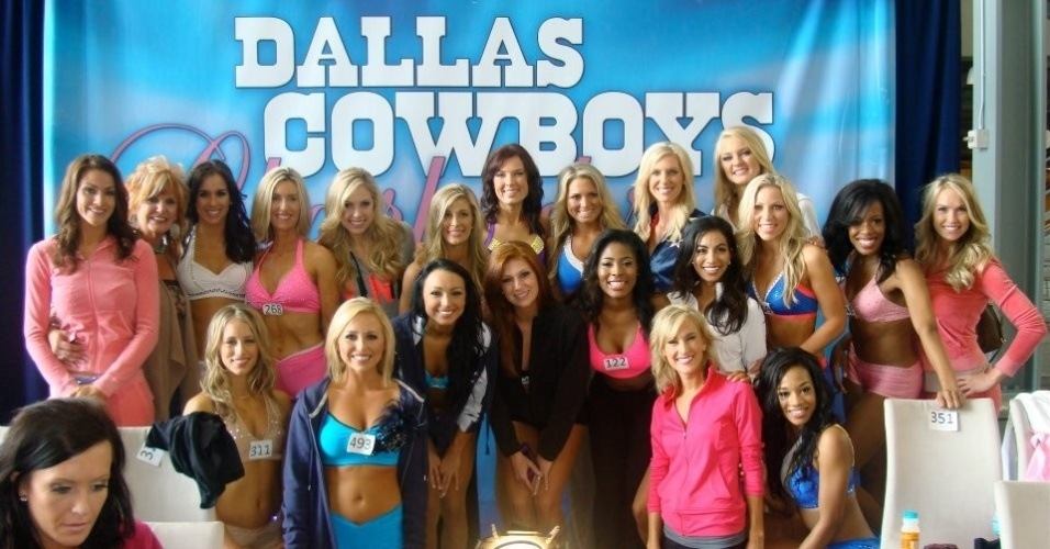 Sharon Simmon, que tentou ser cheerleader do Dallas Cowboys