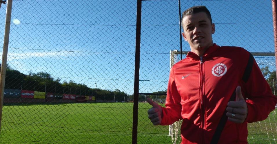 D'Alessandro calcula que com 70% de aproveitamento no Beira-Rio Inter pode ser campeão (04/06/12)