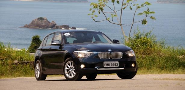 BMW Série 1 será feito no país, na futura fábrica de SC: consumidor tem de exigir preço menor - Murilo Góes/UOL