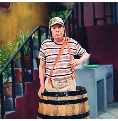Chaves, personagem do seriado Chaves