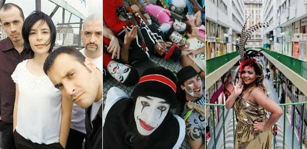 Pato Fu, O Teatro Mágico e Gaby Amarantos disponibilizam músicas de graças para os fãs baixarem