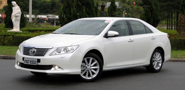 Toyota Camry de sétima geração tem recall global confirmado também no Brasil - Murilo Góes/UOL