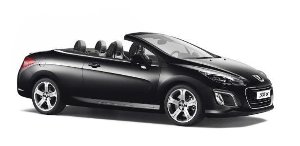 Peugeot 308 CC será vendido em versão única de acabamento e com motor 1.6 turbo de 165 cv - Divulgação