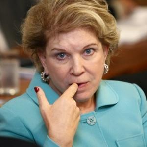 A senadora Marta Suplicy (PT-SP) - Sergio Lima/Folhapress