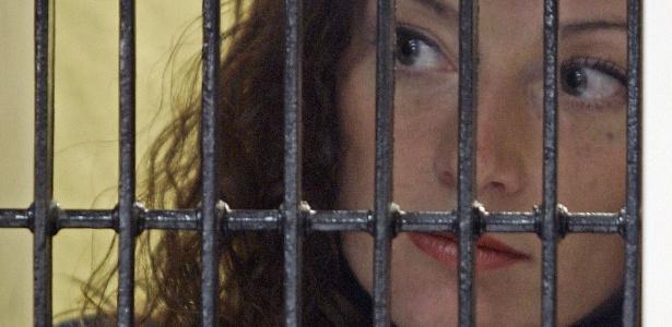 Francesa Florence Cassez recebeu 60 anos de prisão e só foi absolvida em 2013