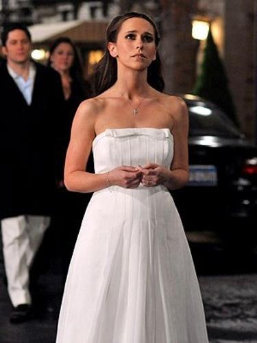 Casamento de Jennifer Love Hewitt na série