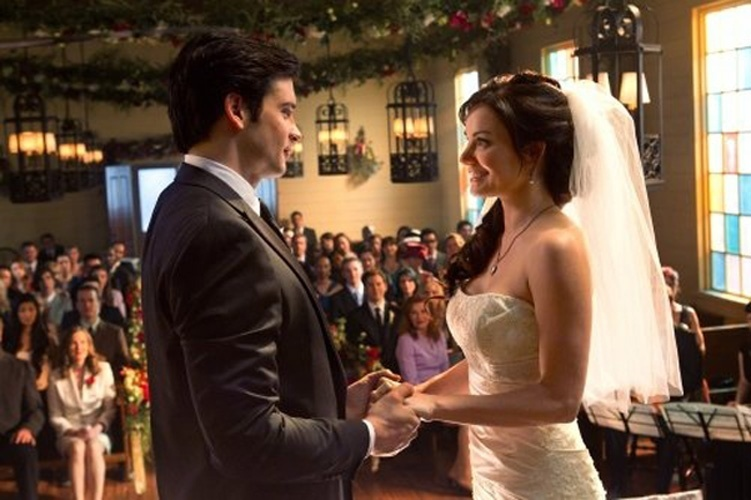 Casamento de Tom Welling com Erica Durance em