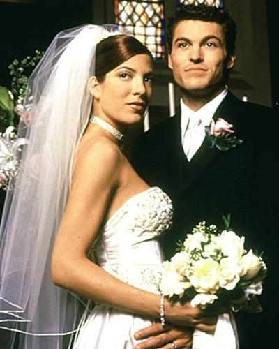 Casamento de Tori Spelling e Brian Austin Green na série