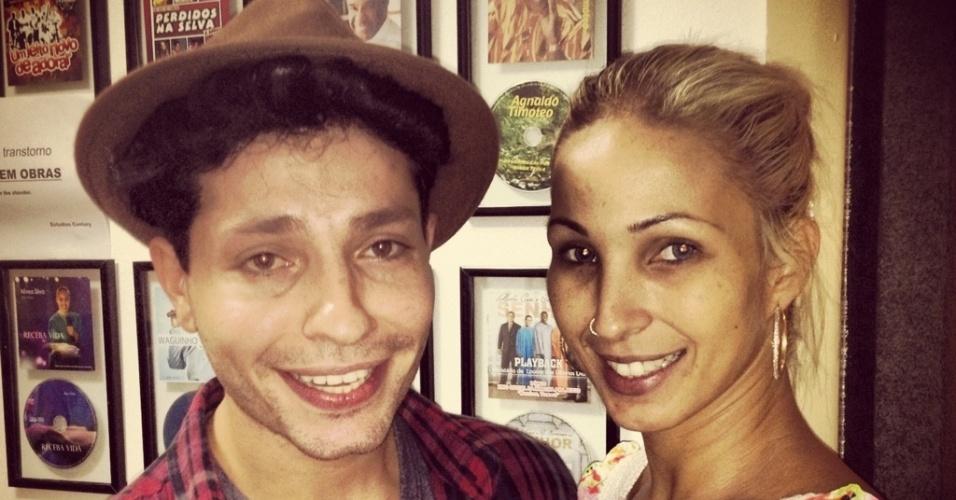David Alvarez e Valesca Popozuda: funk para a Parada Gay de São Paulo (6/6/12)