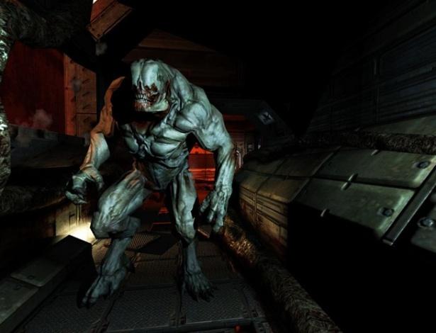 """""""Doom 3: BFG Edition"""" é relançamento do clássico jogo para PlayStation 3, Xbox 360 e PC"""