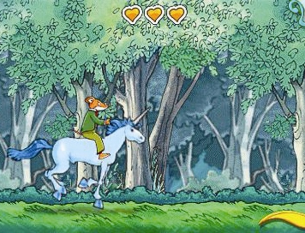 """""""Geronimo Stilton: Return to the Kingdom of Fantasy"""" é coletânea de minigames para PSP"""