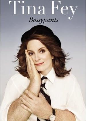 """Livro """"Bossypants"""", de Tina Fey - Reprodução"""
